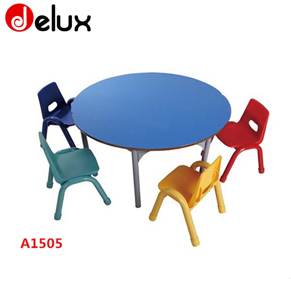 Round school table - Cheap Round School Table Kindergarten Furniture A1505 Buy Child Craft School Furniture Prices For School Furniture Children School Furniture Used School