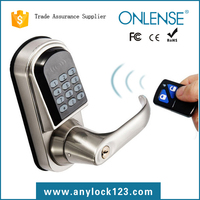 Professional digital remote controlled security code lock