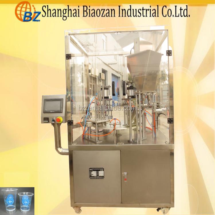 liquid capsule filling machine