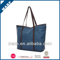 High Quality Beach Bag PU tote bag
