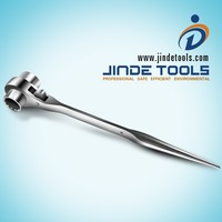 Double Tail Ratchet Wrench, Name Brand Tools