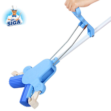 MR SIGA floor cleaning wet and dry sponge PVA magic mop