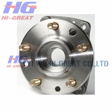 high performance American car parts auto spare parts rear axle wheel bearing hubs OEM 513043,513044,513064,513065