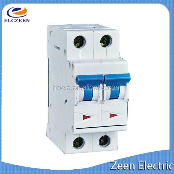 L7 new type 10KA DC voltage MCB/mini circuit breaker