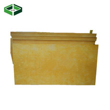 Good waterproof glass wool price board and sound insulation glass wool