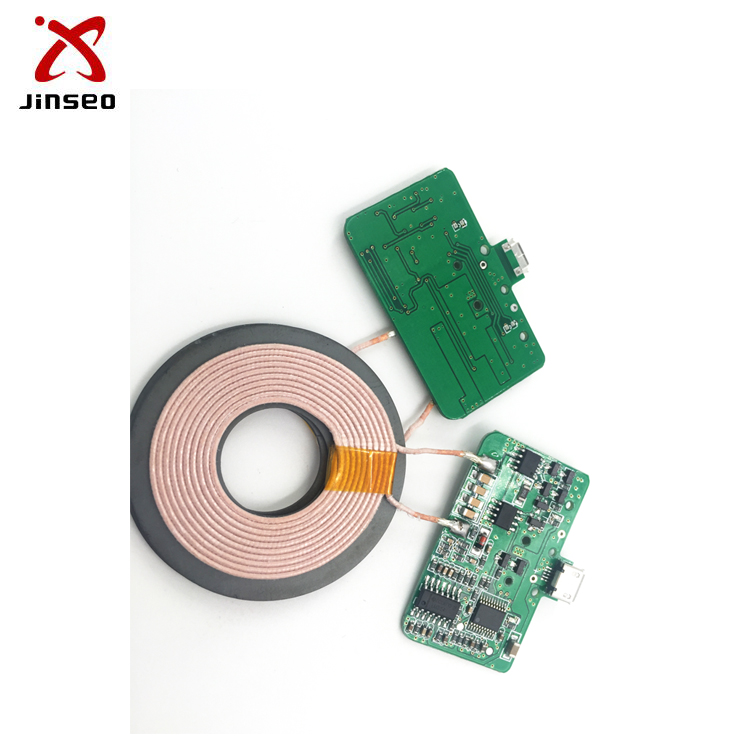 Fast qi wireless charging board for moto x