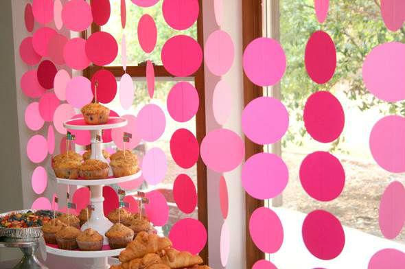 Как красиво украсить комнату на день рождения своими руками