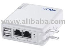CWR- 635M 3.5G Plus WLAN Mobile Server Router