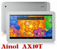 "New Ainol AX10T 10.1"" IPS Phone Call 3G Tablet PC Android 4.2 Dual Sim MTK8312 Dual Core 8GB Rom WCDMA OTG GPS"