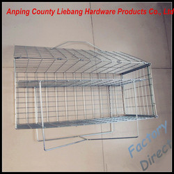 Hot New Products for 2015 Pet Animal Control Cage Cat Dog Control Cage