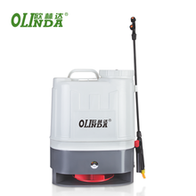 High pressure portable rechargeable garden plastic agricultural drone electric airless sprayer fertilizer spraying machines