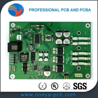smart watch aluminum pcba products circuit board design