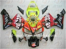 ABS motorcycle fairings for CBR 600RR 2003