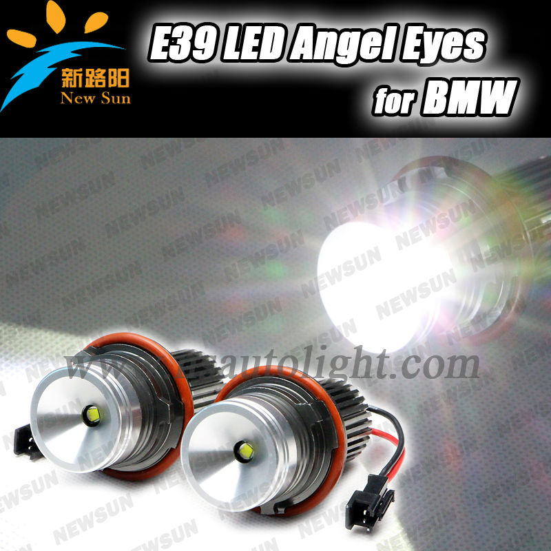 10W High power CE approved led marker angel eyes for BMW E39 headlight auto accessories
