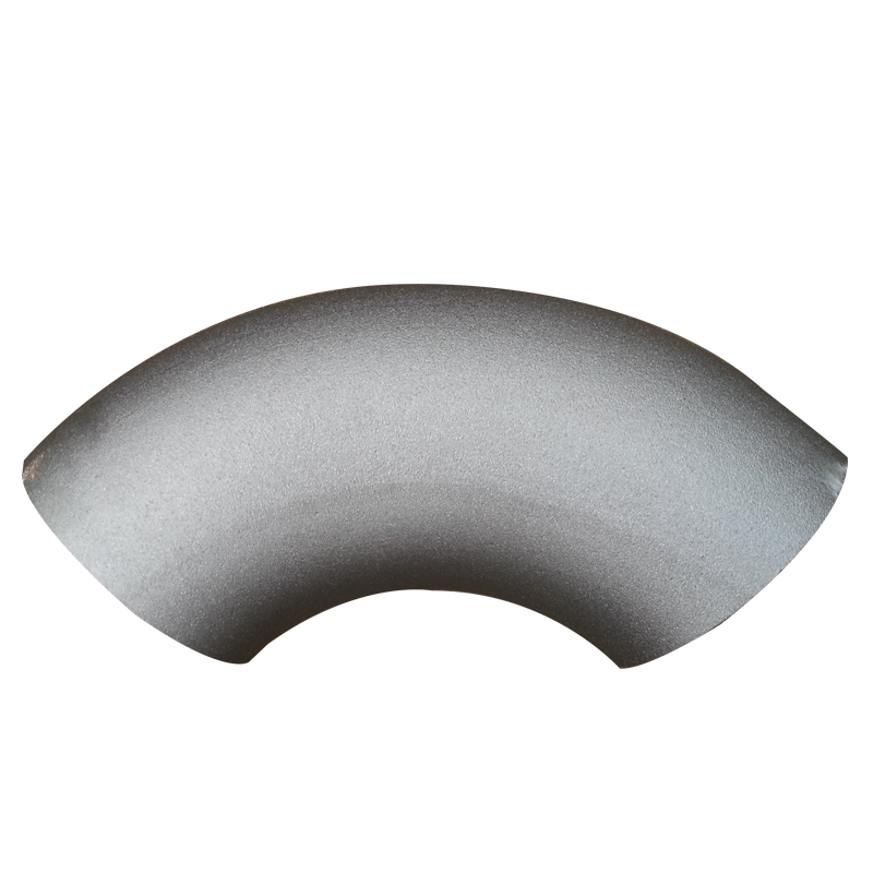 Galvanized steel pipe elbow 3 inch