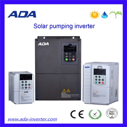 2017 Most Popular 0-380V Output Voltage three phase solar pump inverter 3.7kw