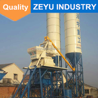 HZS50 Low Cost Stationary Concrete Batching