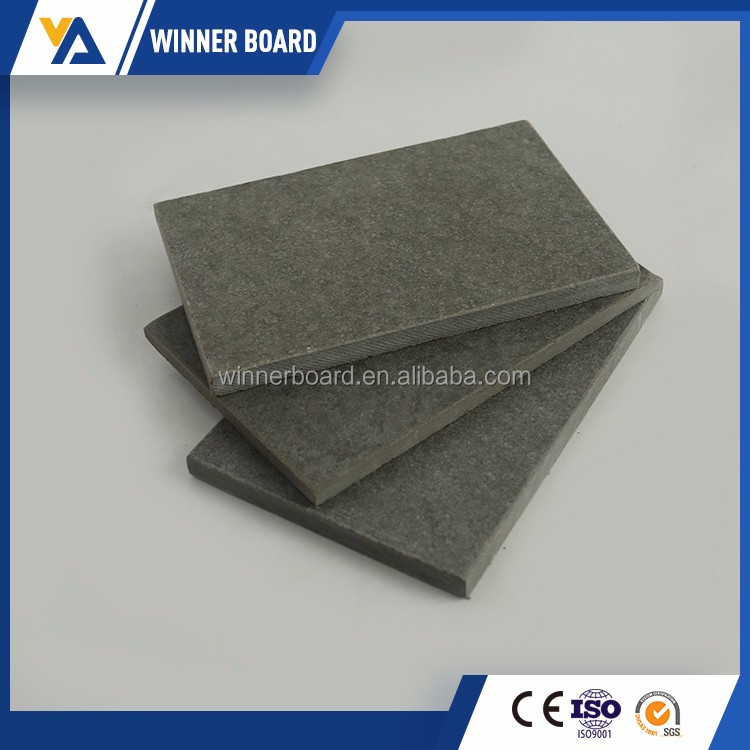 2015 High Density Fiber Cement Board , polishing Fiber Cement Siding , Fiber Cement panel Fiber Cement material