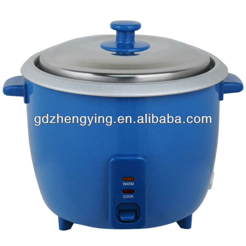 Blue Drum Shape Rice Cooker
