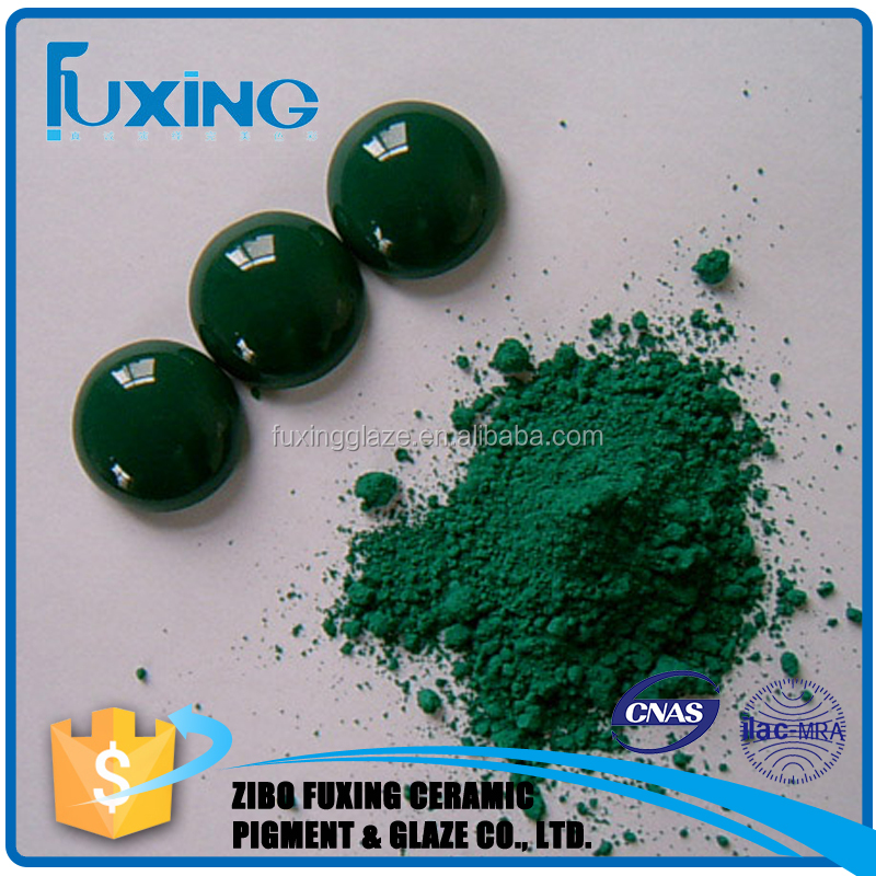 Characteristics of Industrial Goods Chrome Pigment Powder