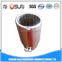 stainless steel 304 muffler exhaust