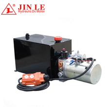 Jinle Hydraulic Power Unit Pack 12V 24V 48VDC 220V 380VAC