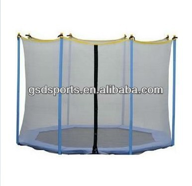 Replacement net of trampoline inside net and outside net