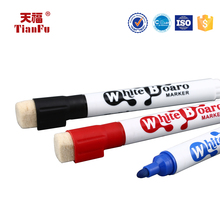 Whiteboard light board marker water erasable pen with duster