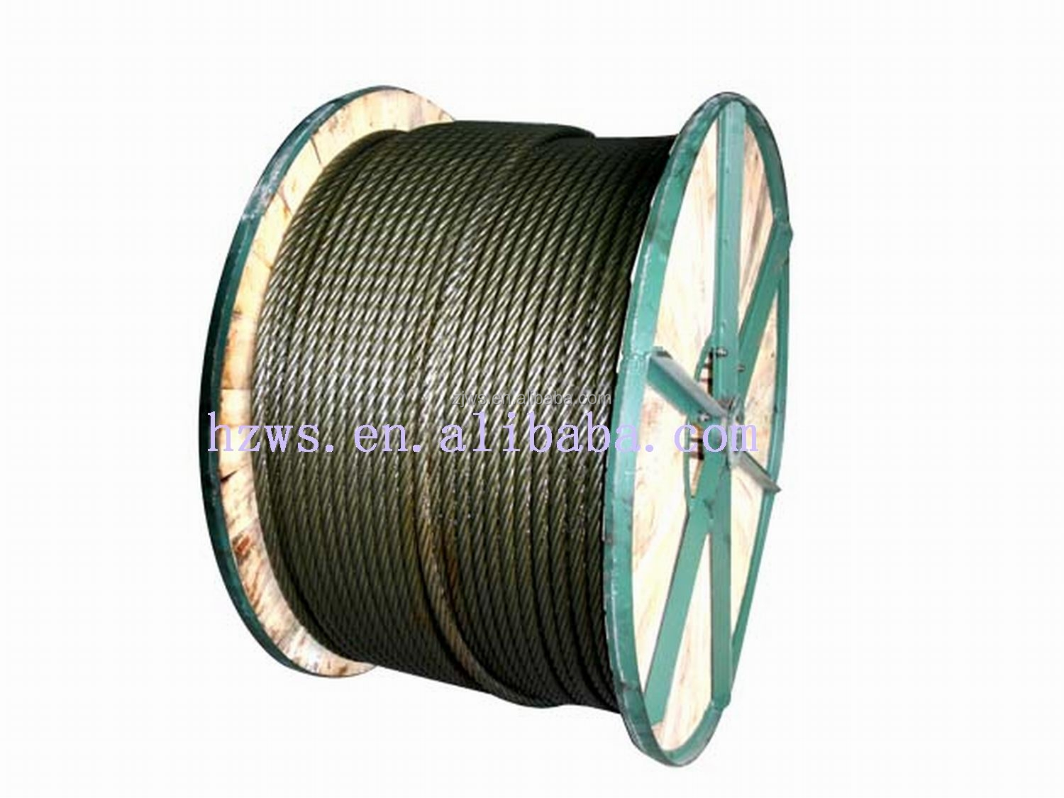 8 19 13mm steel wire ropes for lifts and elevators