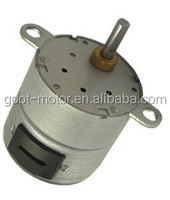PM 25mm 12 volt high torque motor with gearbox(Ratio 1:30)