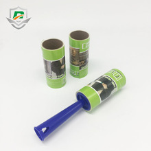Factory direct Wholesale Adhesive Cleanroom lint high tackiness tacky Roller Machine Sticky Roller