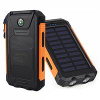Super Slim Rohs Solar Power Bank