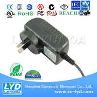 IR Security Camera and Network HD camera 12V 1A DC Power Adapter LYD Adapter