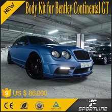 Aftermarket WALD Body Kit for Bentley Continental Flying Spur Sedan 4Door 09-12