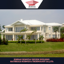 Large Modular Luxury 200 Meters American Style Villa Design for Family