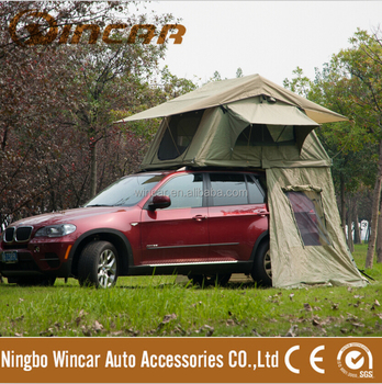 4WD Car Trailer Camping Roof Top Tent
