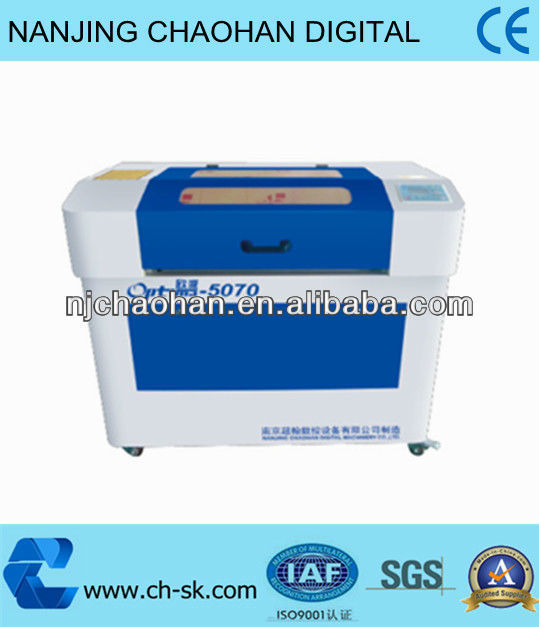 Glass/plastic/laser cutting and engraving machine from manufacturer