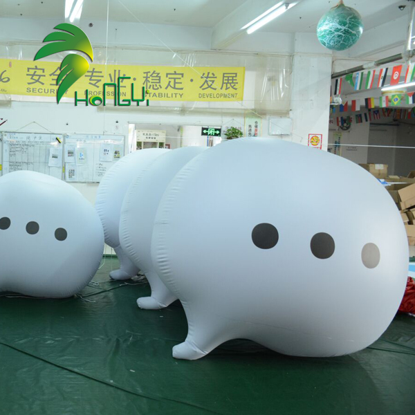 Advertising Inflatable Chat Bubble Balloon , Inflatable Logo Model For Sale