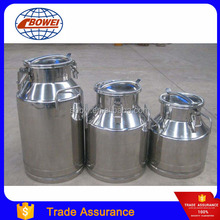 Stainless Steel Milk Can With Lid