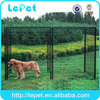 Custom logo high quality expendable welded wire mesh puppy play run