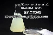 silver Antimicrobial finishing agent