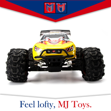 New high quality 4wd 2.4g nitro remote control rc drift car with high speed
