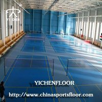Indoor Competition Games Pvc Vinyl Sports Flooring Mat
