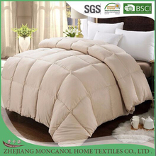 2015 best selling white color cotton quilt/duvet/comforter cover