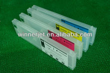 for 440ml roland empty ink cartridge with chip