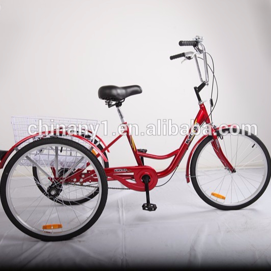 Manufacturer cheap price adults tricycle/shopping tricycle/3 wheel cargo trike with cheap price