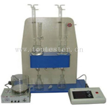 Complying to ASTM D6470 and GB/T6532, Fuel Oil Salt and Halide Content Tester