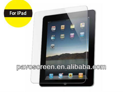 Pavoscreen professional tempered glass screen protector for ipad mini