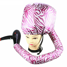 China Professional Salon Hair Dryer Hood Soft Bonnet Hair Dryer Cap Attachment