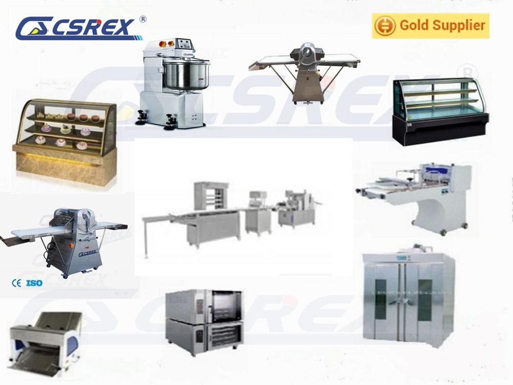 SS304 Stainless steel planetary bakery machine